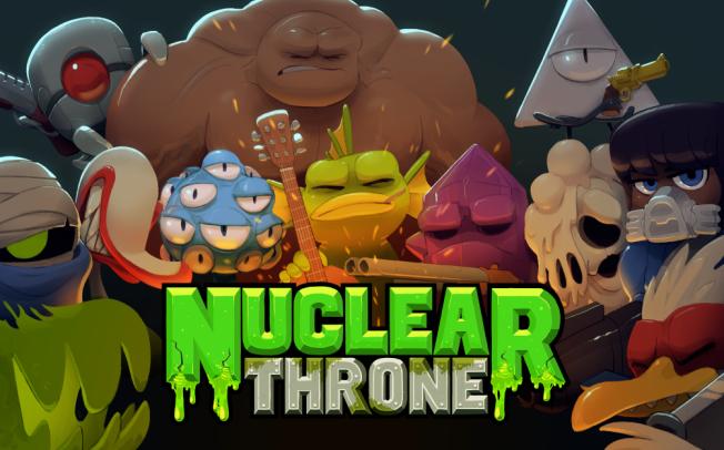'Nuclear Throne' (2015)